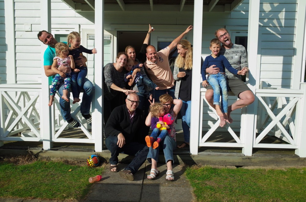 Fysiotherapeut Rotterdam Familie
